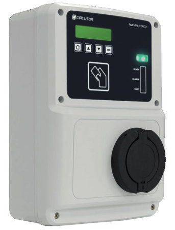 instaladores puntos de recarga de vehículos eléctricos